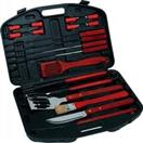 KITCHEN WORTHY Kitchen Knife 18 PIECE BBQ TOOL SET
